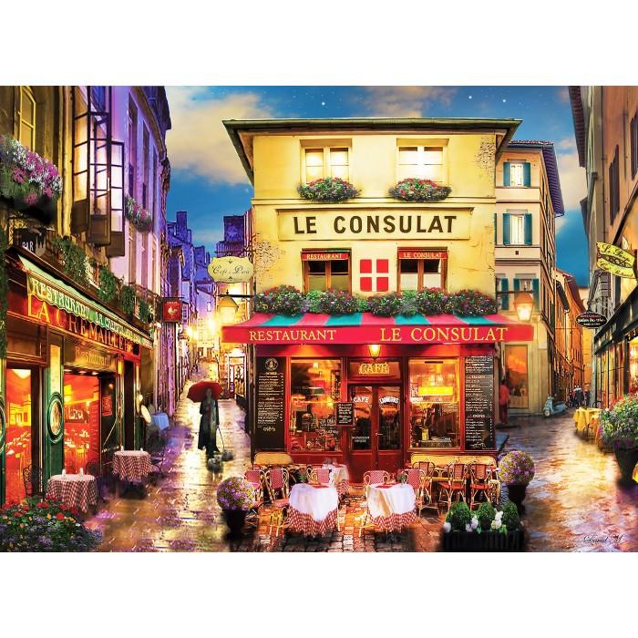 Meet Me in Paris Puzzle 1500 pieces