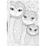 Puzzle   Owls Family
