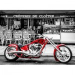 Puzzle   Red Chopper