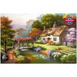 Puzzle   Rose Cottage