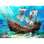 Puzzle   Shipwreck Sea
