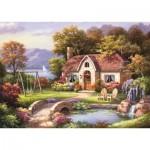 Puzzle   Stone Bridge Cottage