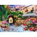 Puzzle   The Flower Market