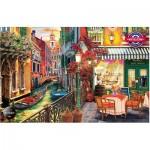 Puzzle   Venetian Cafe