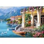 Puzzle   Villa on the Bay