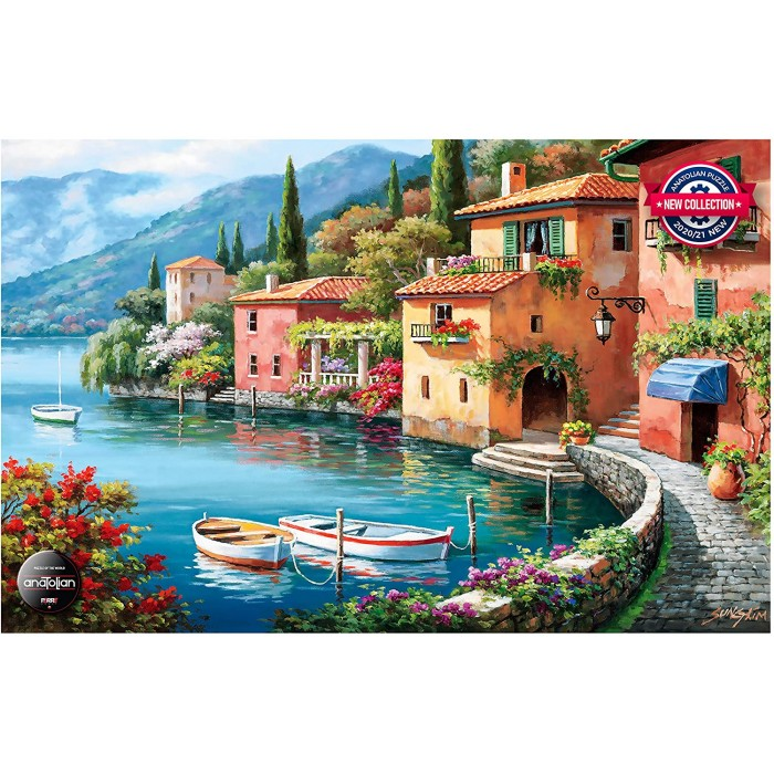 Villagio Dal Lago Puzzle 2000 pieces