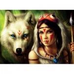 Puzzle   Warrior Princess