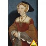 Piatnik-5340 Jigsaw Puzzle - 1000 Pieces - Hans Holbein : Jane Seymour