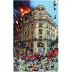 Puzzle  Piatnik-5354 Ruyer -The Firefighters