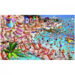 Puzzle  Piatnik-5367 Ruyer - The beach