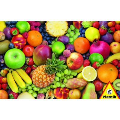 Puzzle Piatnik-5370 5 fruits per day!