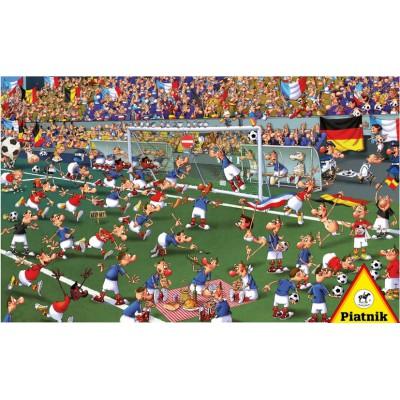 Puzzle Piatnik-5373 Ruyer - Football