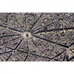 Puzzle  Piatnik-5376 Skyview Collection: Paris, view of the sky