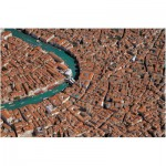 Puzzle  Piatnik-5377 Skyview Collection: Venise, view of the sky