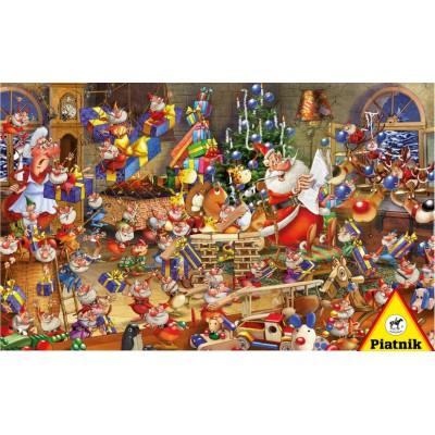 Puzzle Piatnik-5379 Ruyer - Christmas