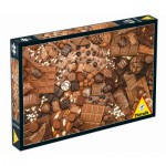 Puzzle  Piatnik-5382 Chocolates !
