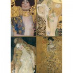 Puzzle  Piatnik-5388 Gustav Klimt: Collection of works