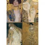 Puzzle  Piatnik-5388 Gustav Klimt: Collection of works