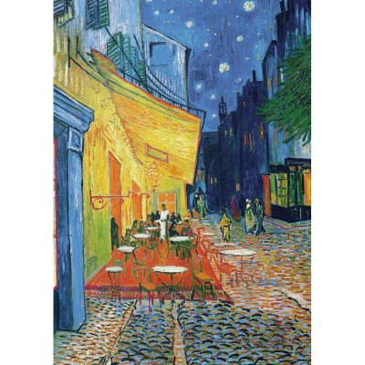 Puzzle Piatnik-5390 Van Gogh Vincent: The Coffee in the Evening