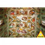 Puzzle  Piatnik-5393 Michel Ange : the Sistine Chapel