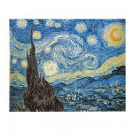 Piatnik-5403 Jigsaw Puzzle - 1000 Pieces - Van Gogh : Starry Night