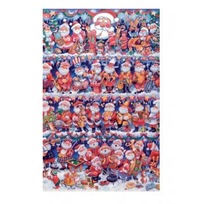 Puzzle Piatnik-5404 The Christmas Parade