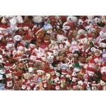 Puzzle  Piatnik-5430 Kuschelige Weihnacht