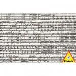Piatnik-5434 Jigsaw Puzzle - 1000 Pieces - Musical Partition
