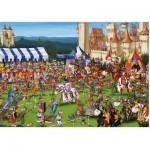 Puzzle  Piatnik-5440 Ruyer François - Medieval Games