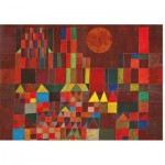 Puzzle  Piatnik-5464 Paul Klee - Castle and Sun