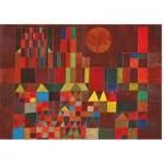 Puzzle  Piatnik-5464 Paul Klee - Castle and Sun