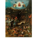 Puzzle  Piatnik-5474 Hieronymus Bosch: The Last Judgment