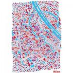Puzzle  Piatnik-5484 Vianina - Vienna