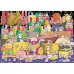 Puzzle  Piatnik-5499 Mouse Party