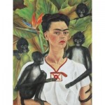 Puzzle  Piatnik-5509 Frida Kahlo - Self-portrait