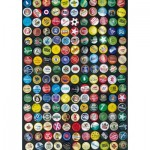 Puzzle  Piatnik-5513 Bottle Caps
