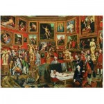 Puzzle  Piatnik-5522 Zoffany - The Tribuna of the Uffizi