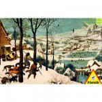 Piatnik-5523 Jigsaw Puzzle - 1000 Pieces - Brueghel : Hunters in the Snow