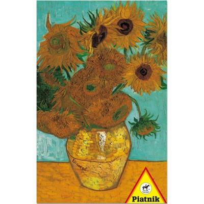 Piatnik-5617 Jigsaw Puzzle - 1000 Pieces - Van Gogh : The Sunflowers
