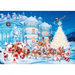 Puzzle  Piatnik-5622 Toy Factory