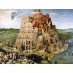 Piatnik-5639 Jigsaw Puzzle - 1000 Pieces - Brueghel : The Tower of Babel