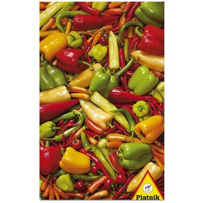 Piatnik-5648 Jigsaw Puzzle - 1000 Pieces - Paprika