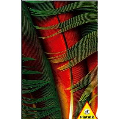 Piatnik-5674 Jigsaw Puzzle - 1000 Pieces - Parrot Feather