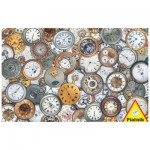Piatnik-5680 Jigsaw Puzzle - 1000 Pieces - Pocket Watches