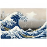 Piatnik-5698 Jigsaw Puzzle - 1000 Pieces - Hokusai : The Great Wave