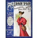 Puzzle   Bon Ton Magazine Cover 1903