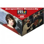 Pigment-and-Hue-DBLJBK-00903 Double Sided Puzzle - Jacqueline Kennedy