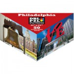 Pigment-and-Hue-DBLPHL-00817 Double Sided Puzzle - Philadelphia