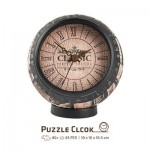 3D Puzzle Clock - Forever Lasting