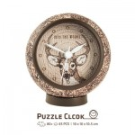 3D Puzzle Clock - Into the Woods